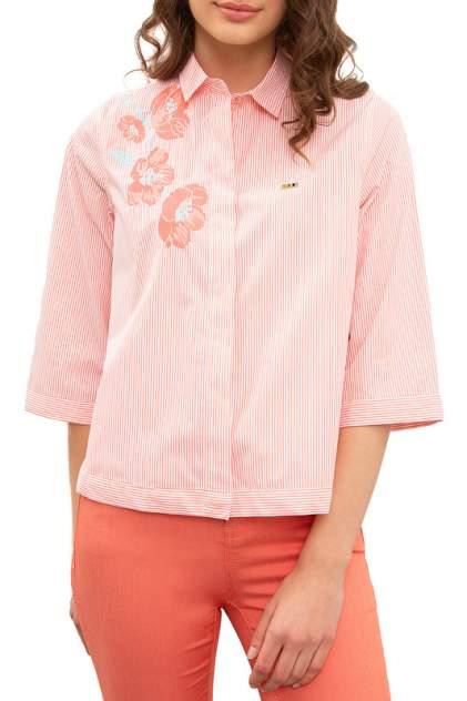 Женская рубашка U.S. POLO Assn. G082SZ0040COLE19Y, красный