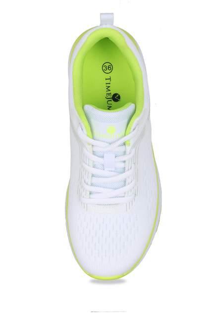 Кроссовки женские TimeJump K1778-5C белые 39 RU