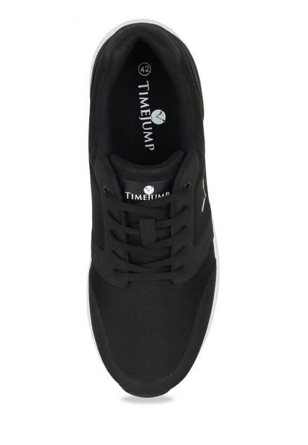 Кроссовки мужские TimeJump K1773-9 черные 41 RU