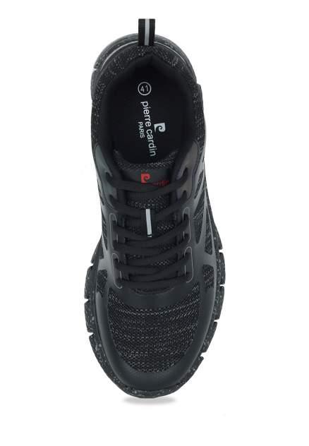 Кроссовки мужские Pierre Cardin K1755-16 черные 44 RU