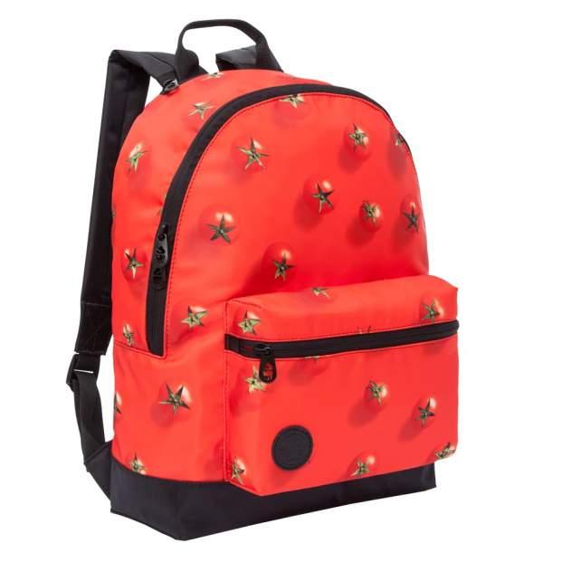 Рюкзак женский Grizzly RX-022-6 помидоры