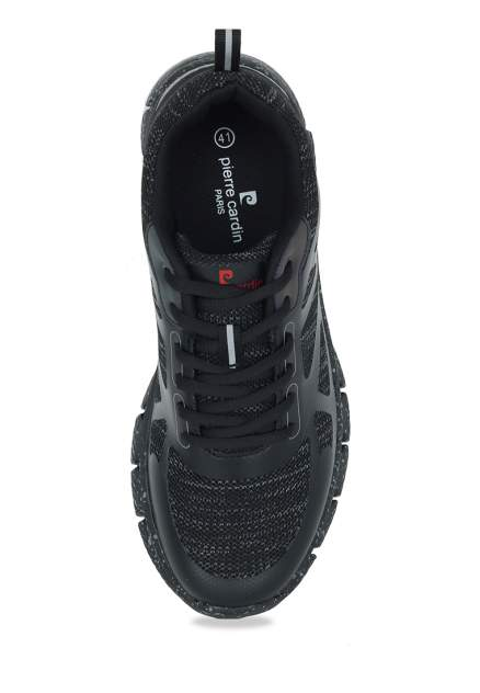 Кроссовки мужские Pierre Cardin K1755-16 черные 42 RU