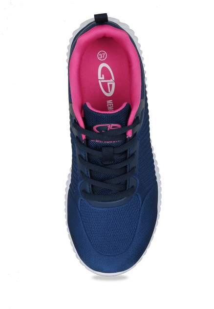 Кроссовки женские G19 sport non stop K1750-32B синие 40 RU