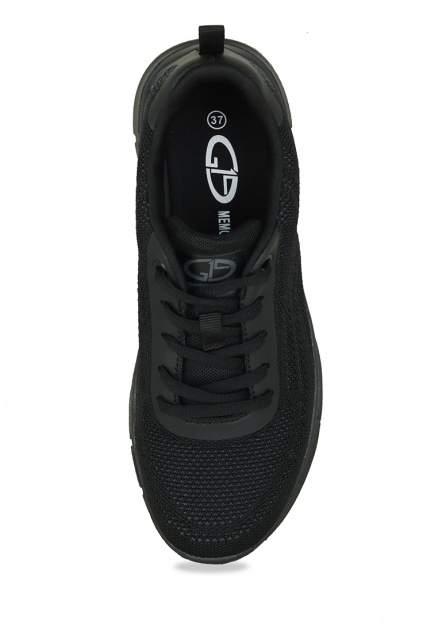 Кроссовки женские G19 sport non stop K1705-65 черные 39 RU