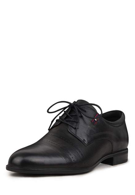 Туфли мужские Pierre Cardin 110548, черный