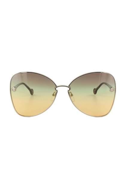Солнцезащитные очки женские Salvatore Ferragamo 184S-707 золотистые