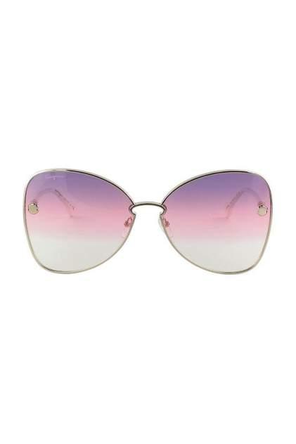 Солнцезащитные очки женские Salvatore Ferragamo 184S-705 золотистые