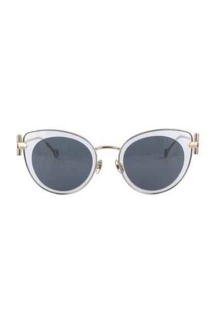 Солнцезащитные очки женские Salvatore Ferragamo 182S-410 золотистые