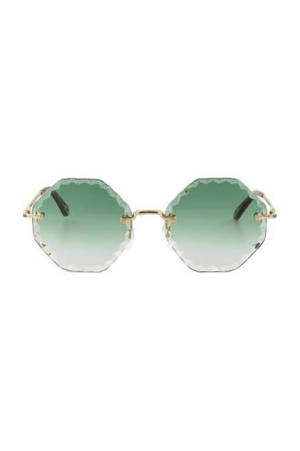 Солнцезащитные очки женские Chloe 143S-836 золотистые