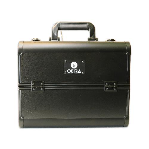 Бьюти-кейс для косметики женский OKIRO CWB 6350 черный
