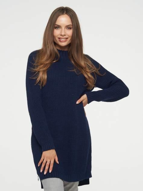 Джемпер женский VAY 192-4055, синий