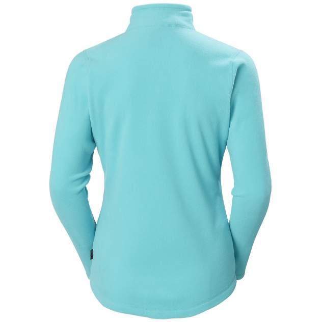 Толстовка Helly Hansen Daybreaker Fleece, turquoise, XS