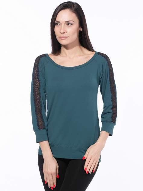 Женская блуза Eldar FABIA, зеленый