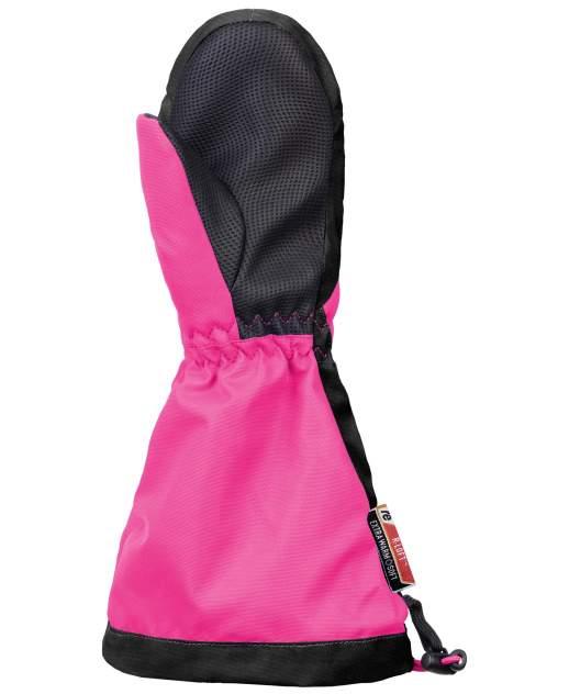 Варежки Reusch 2020-21 Walter R-Tex® Xt Mitten Pink Glo/Black (Inch (Дюйм):Ii)