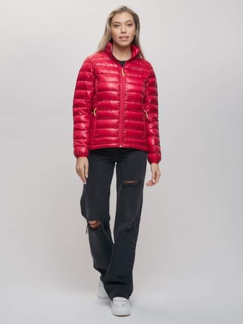 Куртка VALIANLY 32120, красный
