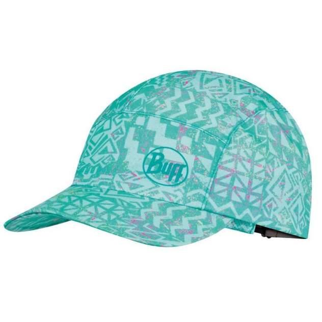 Бейсболка Buff Pack Kids Cap, One Size, bawe turquoise