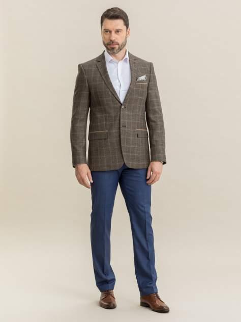 Пиджак мужской Marc De Cler ZPi24723-3-182, коричневый
