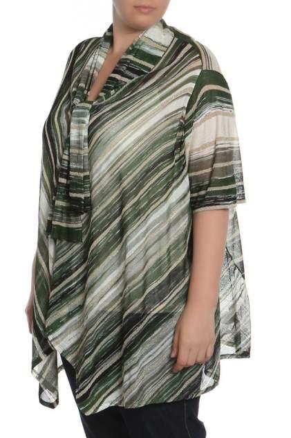 Блуза женская Marina Rinaldi 2352010/075/079 зеленая L