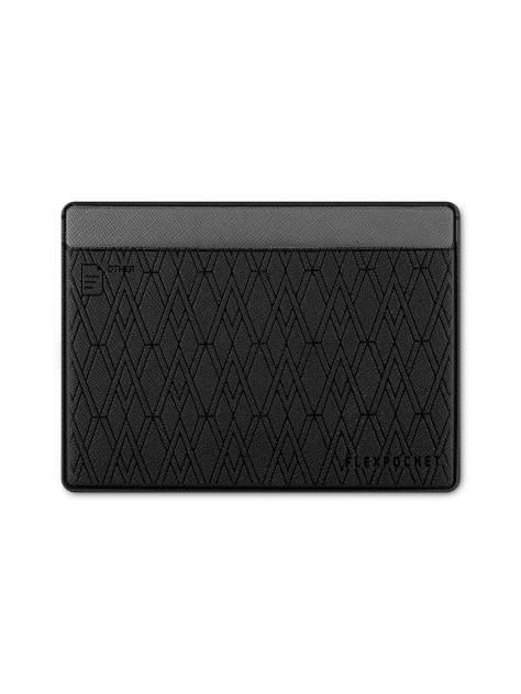 Обложка для автодокументов Flexpocket KOD-02 черная