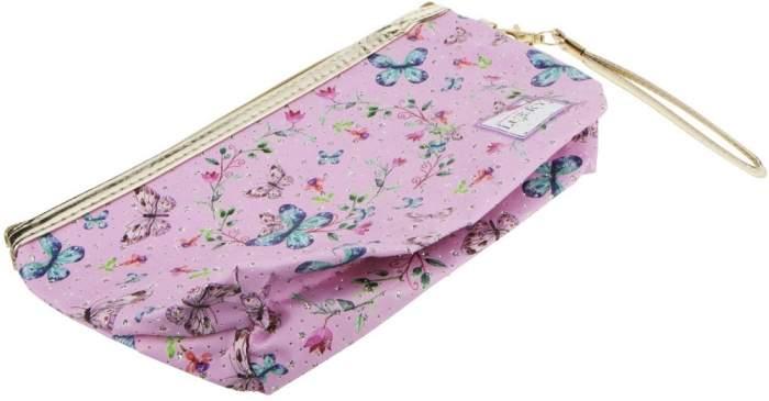 Косметичка женская Lukky Т17837 розовая