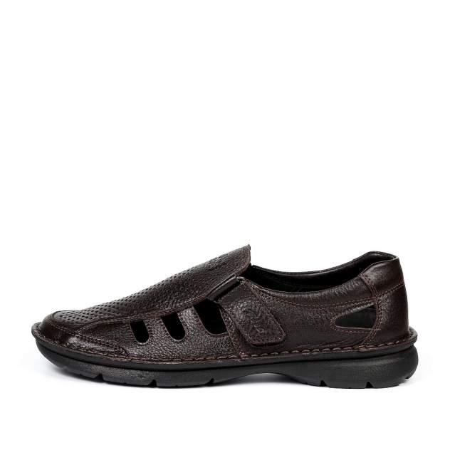 Мужские сандалии MUNZ SHOES 1-156-300-1, коричневый
