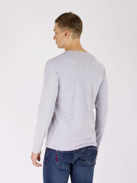 Лонгслив мужской DAIROS GD69300874 серый XL