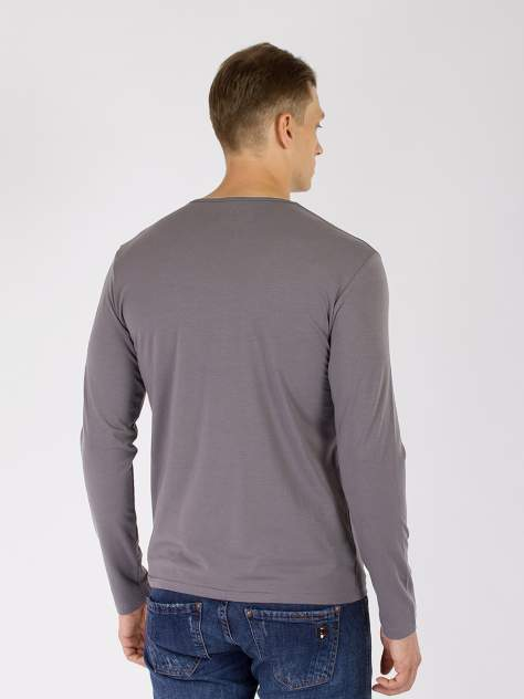 Лонгслив мужской DAIROS GD69300867 серый L