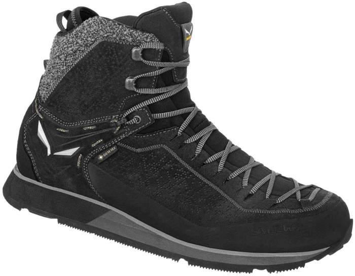Ботинки Salewa Mountain Trainer 2 Winter Gore-Tex® Men's Black/Black (Uk:9)