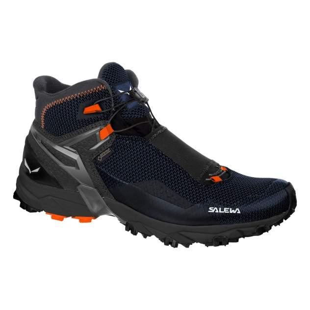 Ботинки Salewa Ms Ultra Flex Mid Gtx, black/holland, 11.5 UK