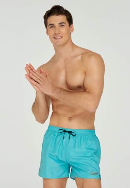Шорты для плавания мужские MARC & ANDRÉ MS21-05 голубые XL