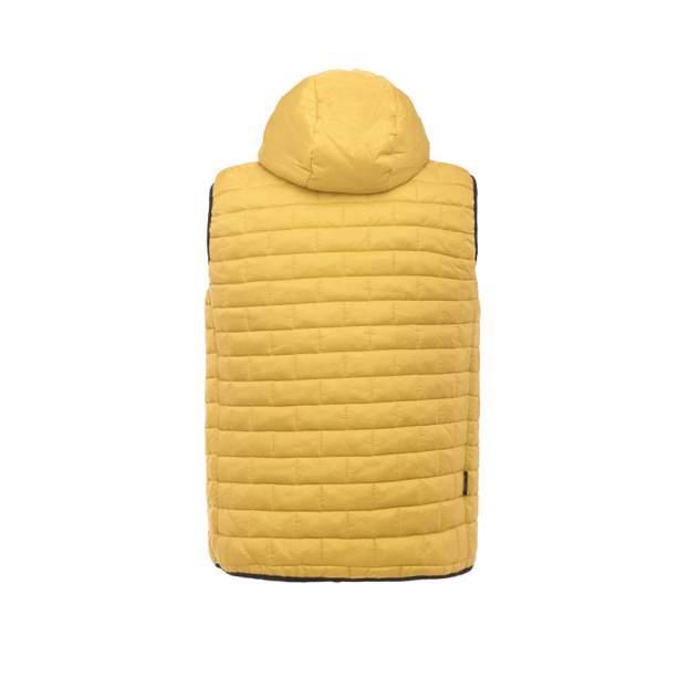 Утепленный жилет мужской MTFORCE 93347 желтый 50 RU