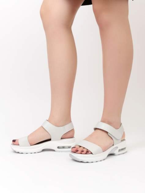 Женские сандалии MAKFINE 63MK-65-01A0, белый