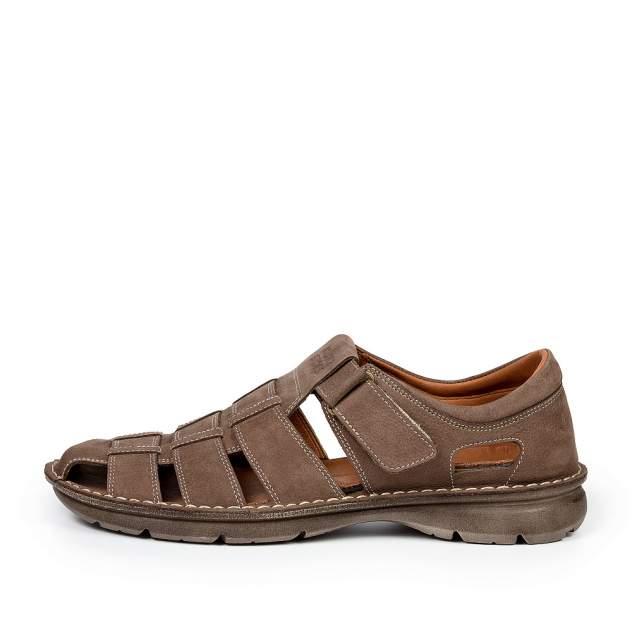 Мужские сандалии MUNZ SHOES 1-157-301-1, коричневый