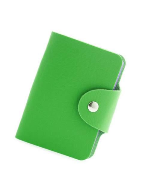 Визитница мужская Markethot 00104149 зеленая