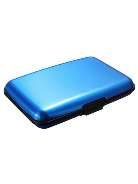 Кредитница женская Markethot Alluma Wallet голубая