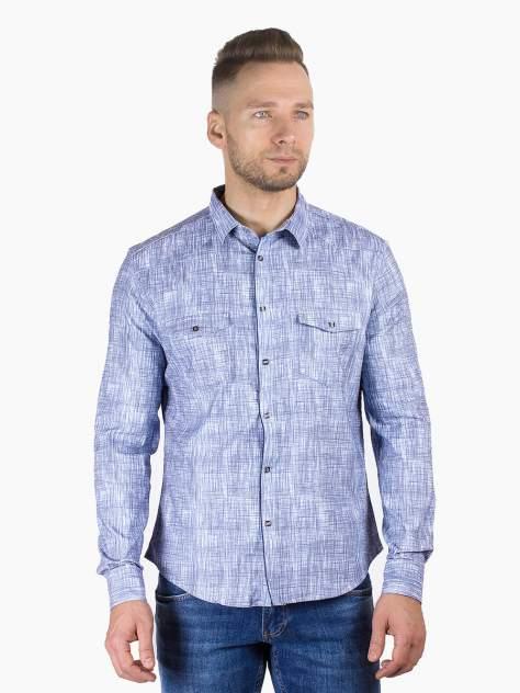 Рубашка мужская DAIROS GD81100380, серый