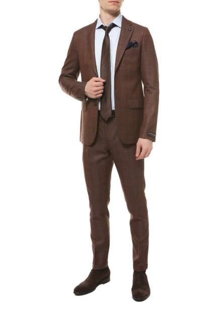 Мужской костюм BARKLAND Бёркс, коричневый