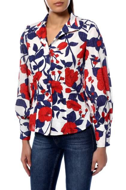 Блуза женская FORLIFE 1024015 белая 50 RU