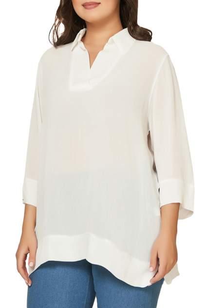 Блуза женская OLSI 1910028 белая 50 RU