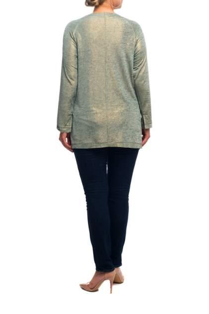 Блуза женская OLSI 1710035_1 зеленая 50 RU