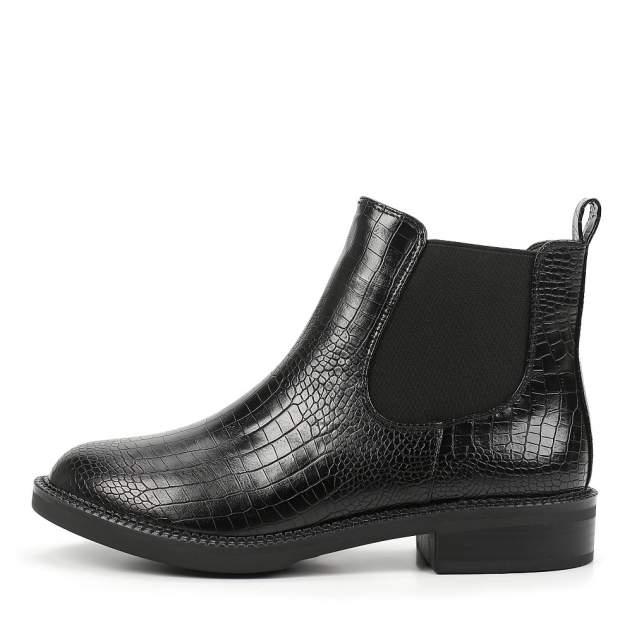 Ботинки женские INSTREET 86-02WA-033SR, черный