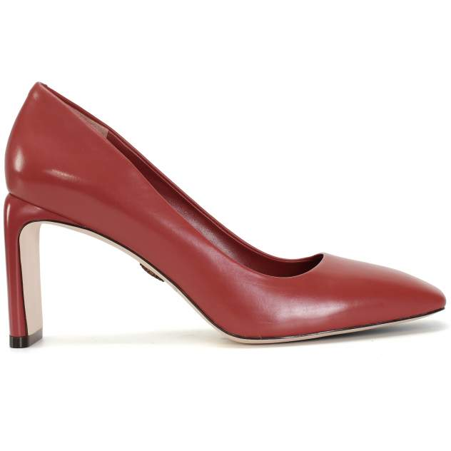Туфли женские ALLA PUGACHOVA AP9084-02-21L коричневые 39.5 RU