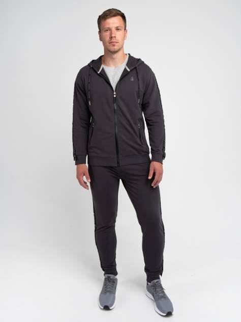 Спортивные брюки Великоросс B341, графит, 56 RU