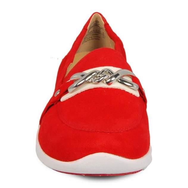 Мокасины женские Caprice 9-24752-524 красные 37 RU