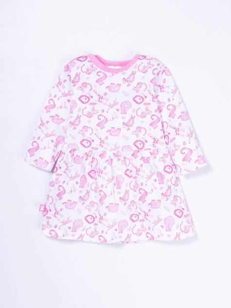 Платье детское КотМарКот розовый р.92