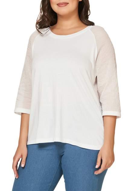 Блуза женская OLSI 1910030 белая 48 RU