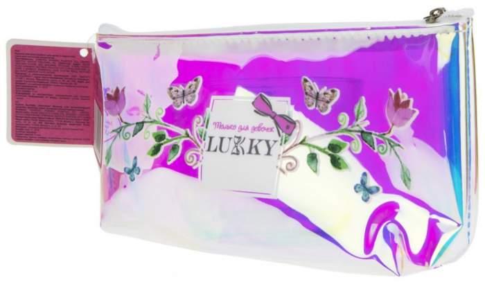 Косметичка женская Lukky Т18080 фиолетовая