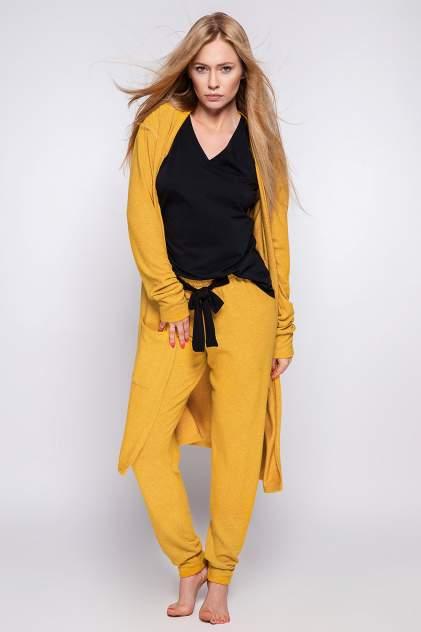 Кардиган женский SENSIS Milee желтый 42-44