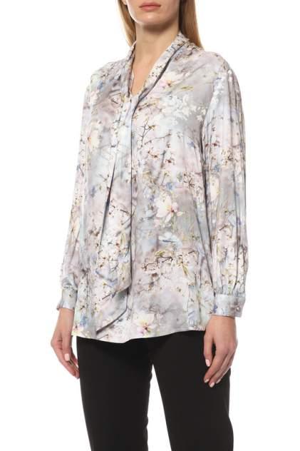 Женская блуза MadamLarimari ВЕСНА, голубой