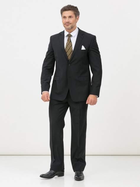 Мужской костюм Marc De Cler Ki 2290-0172-176, синий, черный